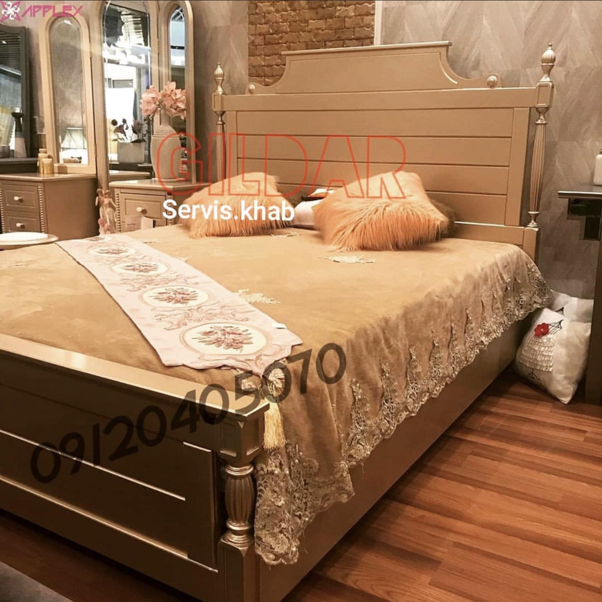 سرویس خواب اسپرت مدل بِرونزا