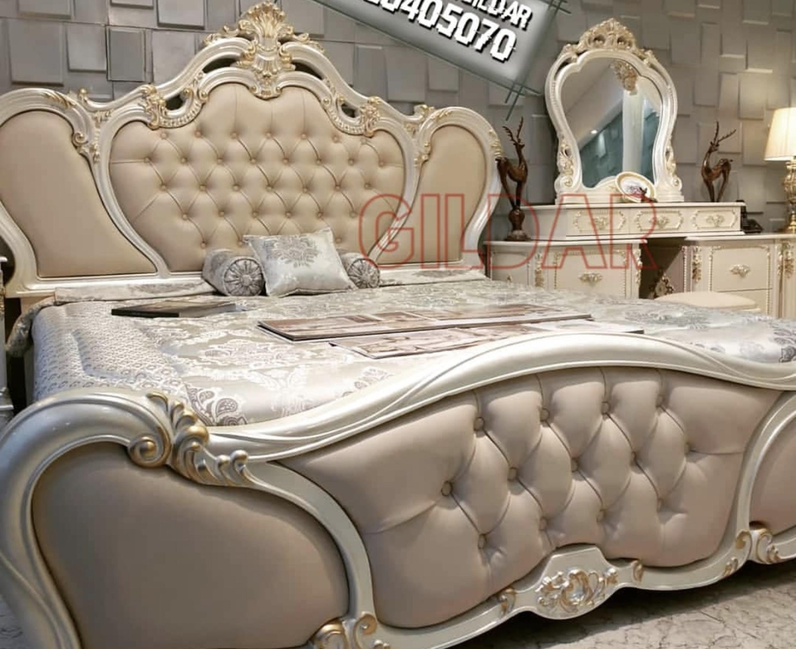 خرید سرویس خواب کلاسیک مدل شانیس