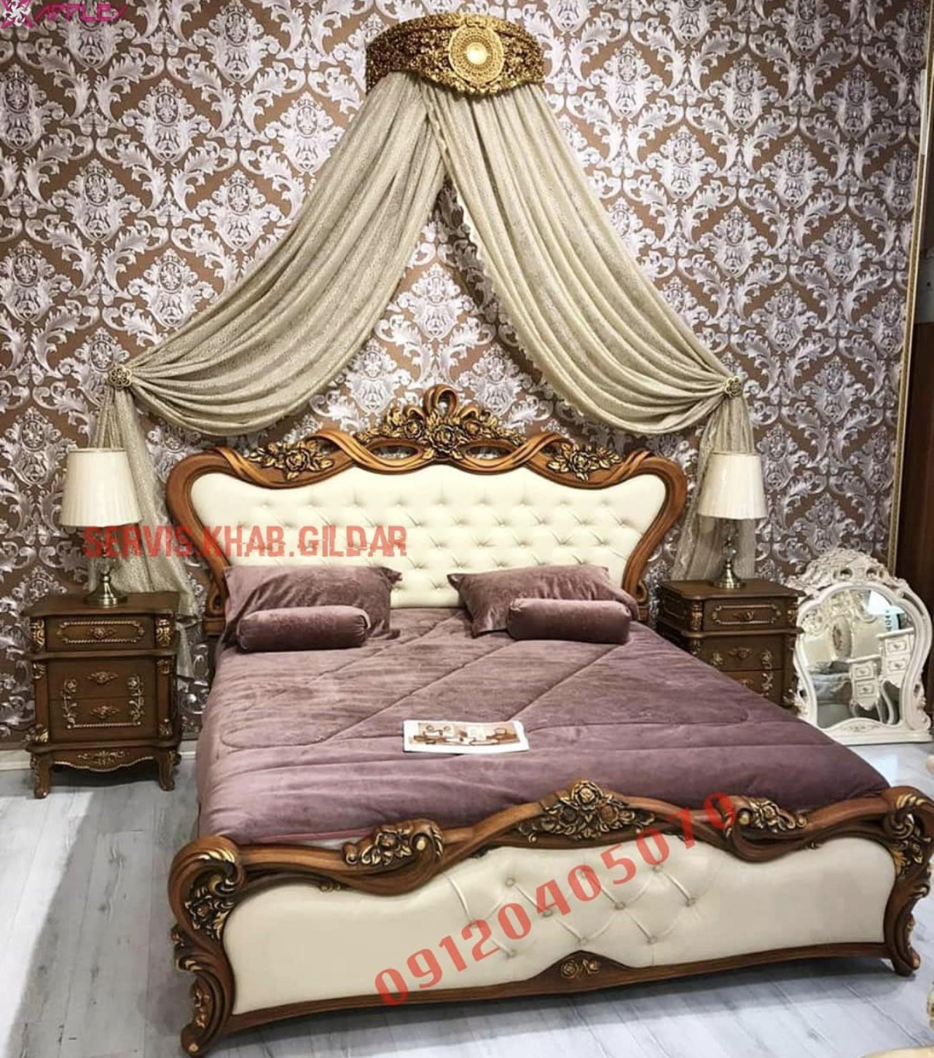 سرویس خواب کلاسیک فِندی