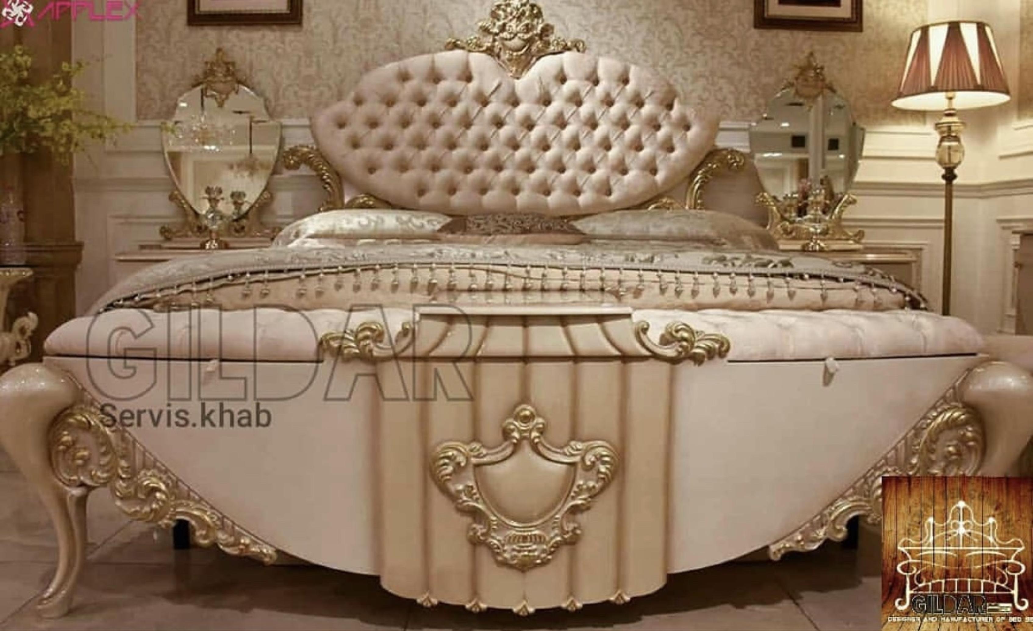سرویس خواب کلاسیک مدل پِرنسای