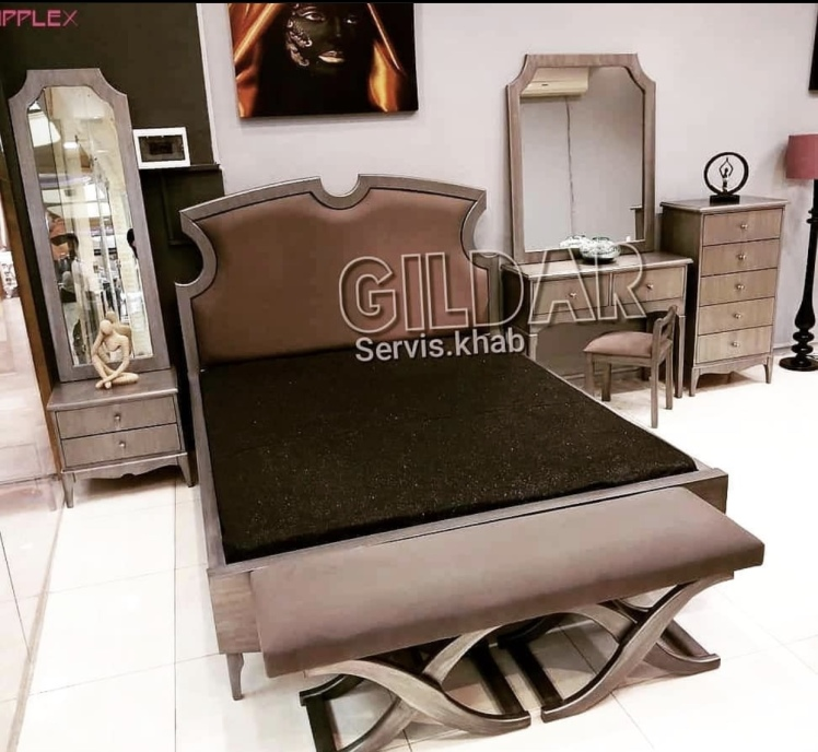 سرویس خواب اسپرت مدل ایفل