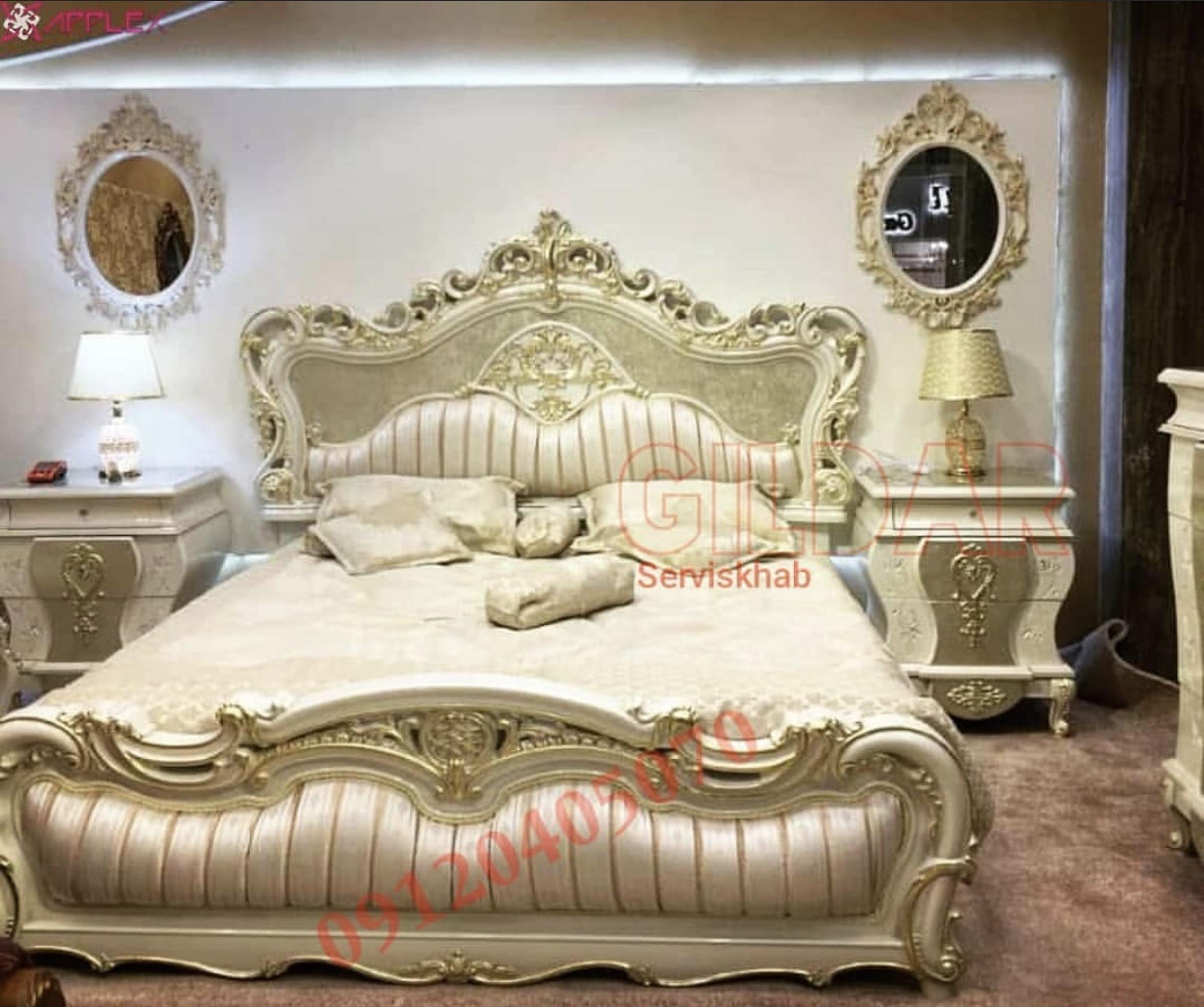 سرویس خواب اسپرت مدل آتوسا