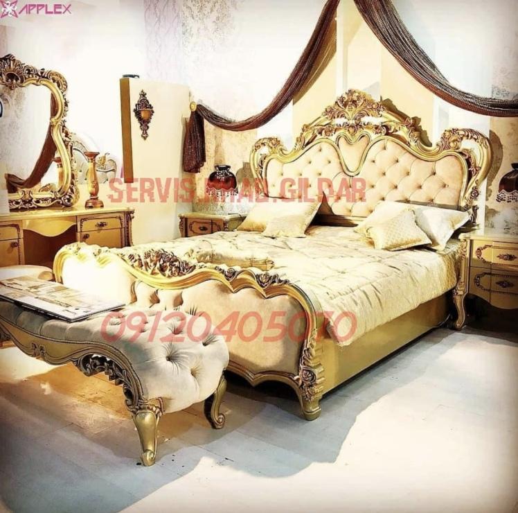 سرویس خواب کلاسیک مدل فِلین
