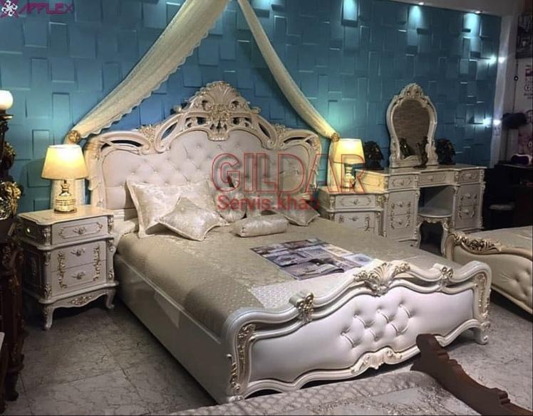 سرویس خواب کلاسیک مدل شانیکا