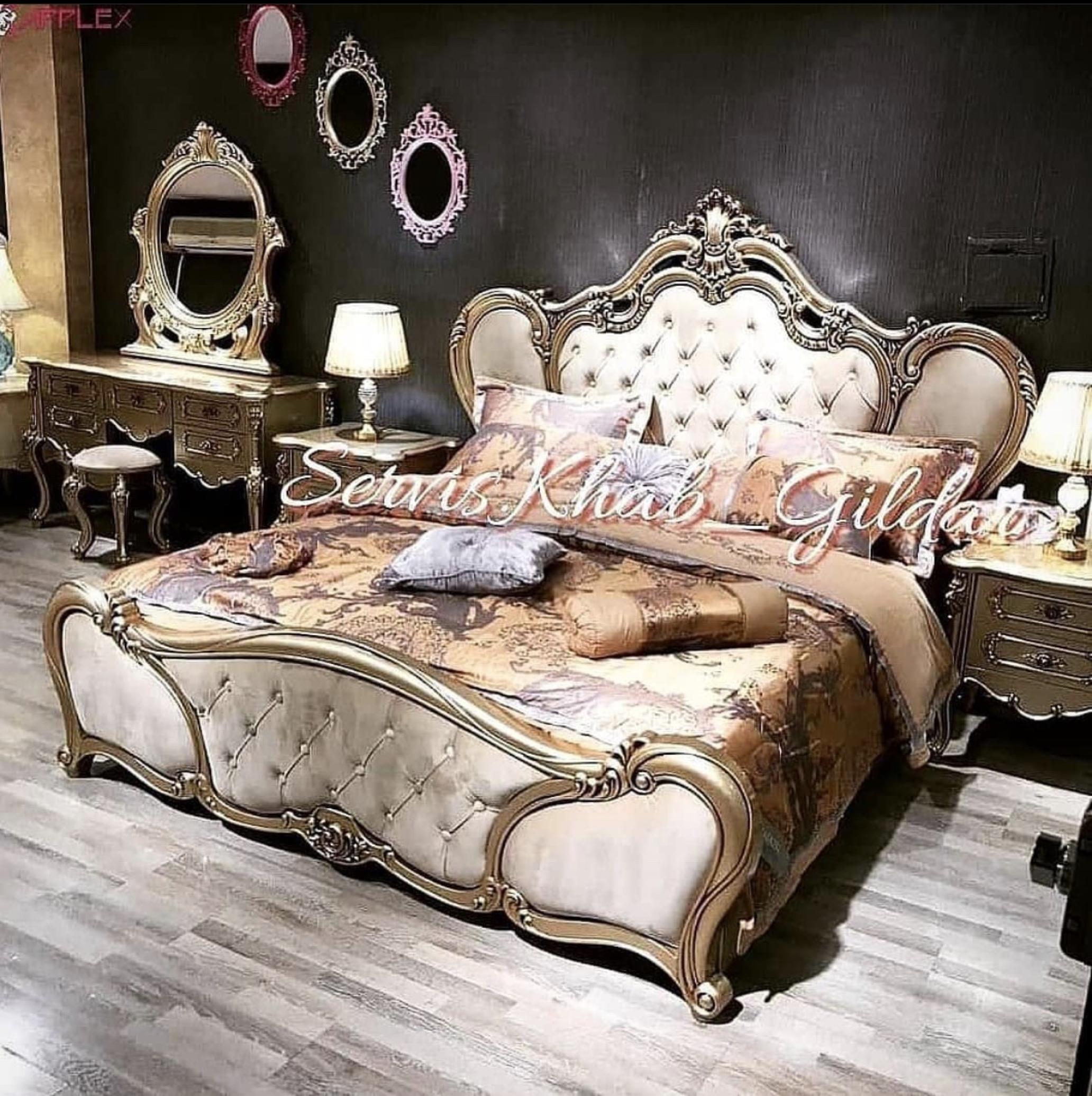 سرویس خواب کلاسیک شانیس