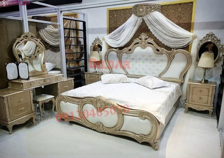 سرویس خواب کلاسیک مدل شانیس