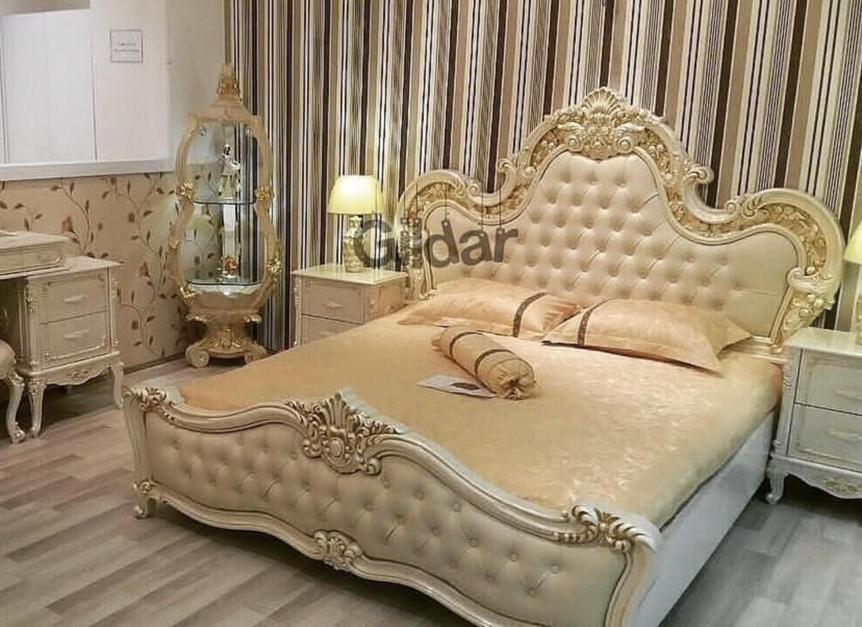خرید سرویس خواب کلاسیک مدل آماندا